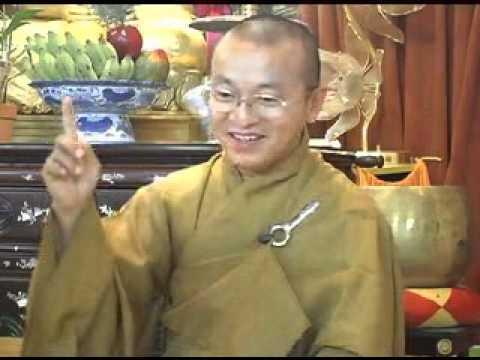 Tự do trong đạo Phật B (09/08/2008) Thích Nhật Từ
