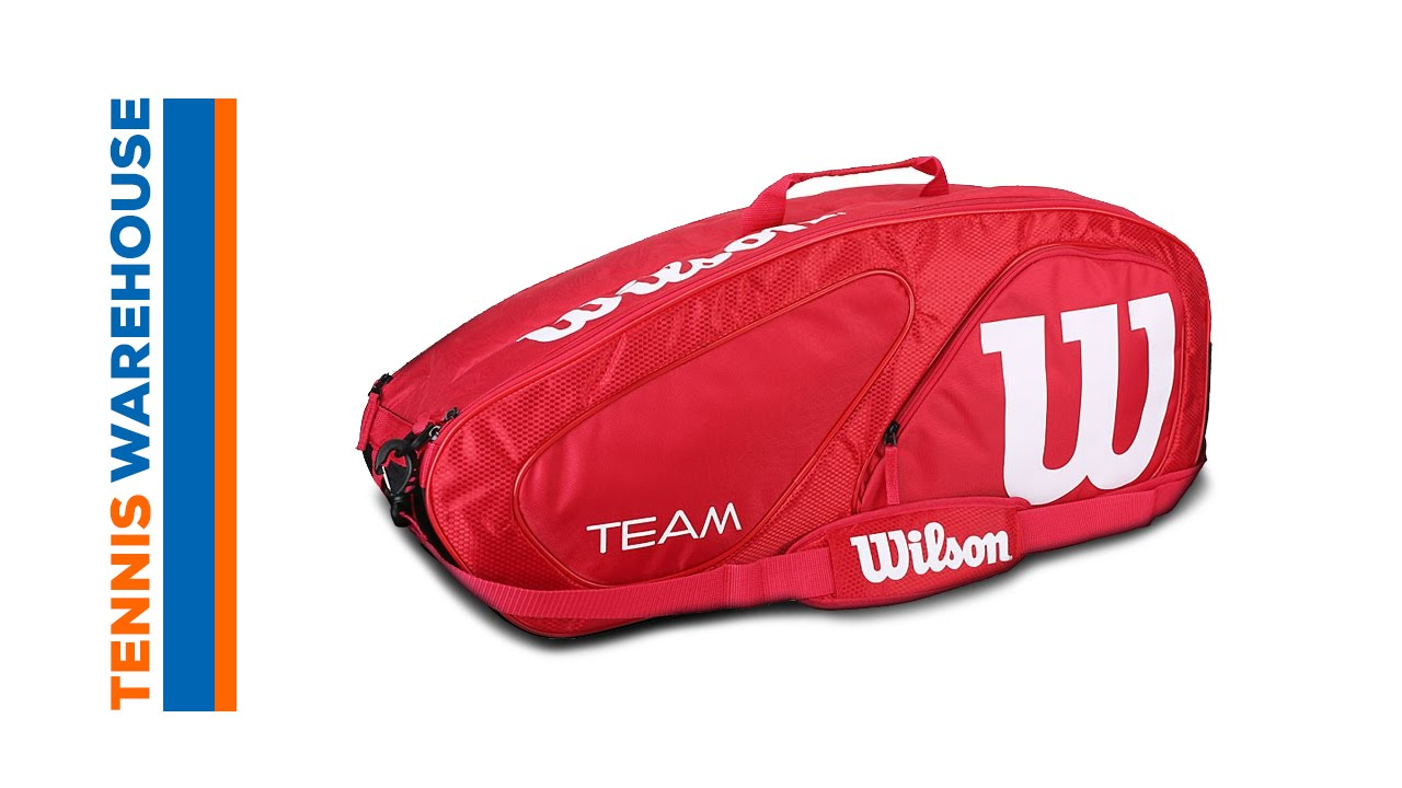 c929349467 Wilson Team II 6 Pack Bag. Tennis Warehouse