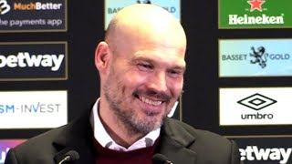 West Ham 1-3 Arsenal - Freddie Ljungberg FULL Post Match Press Conference - Premier League