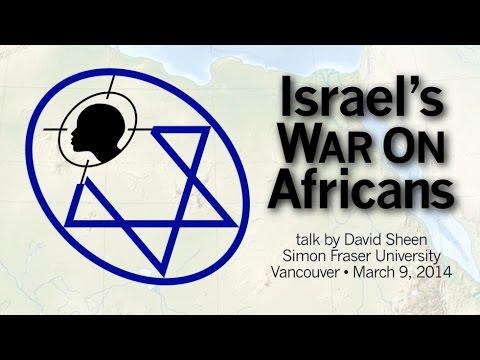 מלחמתה של ישראל נגד האפריקאים
