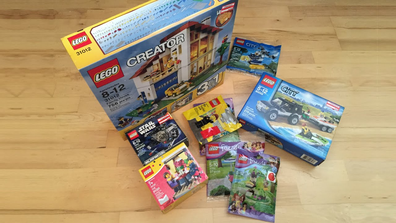 Lego haul target and lego store clearance january 2015 for Lago store outlet