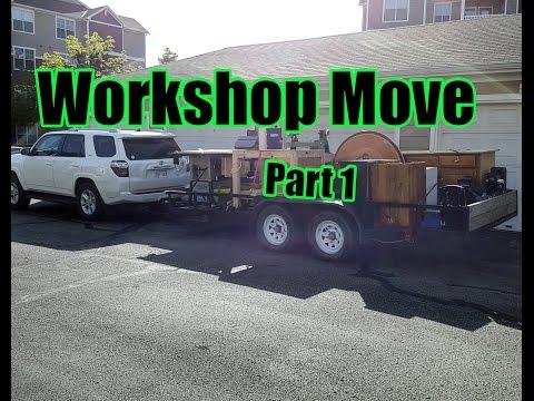 Workshop Move Part 1