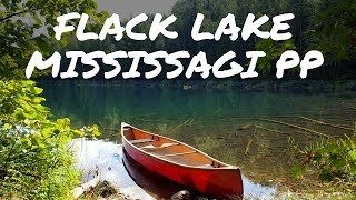 Flack Lake Loop - Mississagi Provincial Park - Part 1