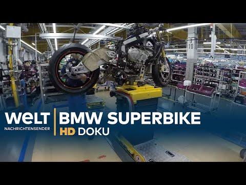BMW Motorrad-Werk Berlin - Wie ein BMW S 1000 RR Superbike entsteht | HD Doku