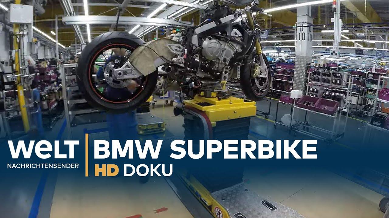Download BMW Motorrad-Werk Berlin - Wie ein BMW S 1000 RR Superbike entsteht | HD Doku