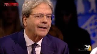 Paolo Gentiloni: 'Il PD si deve alleare'