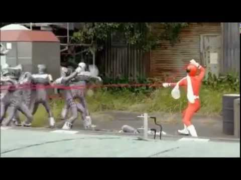 You Wouldn't Pirate Red Ranger Powers