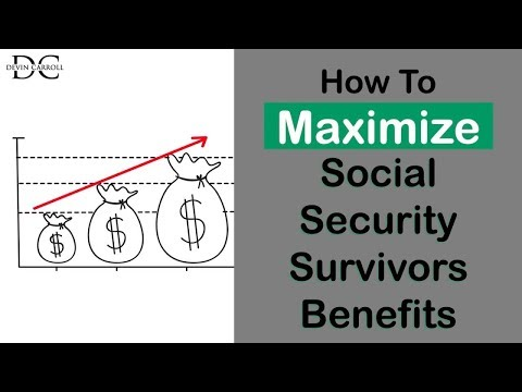 How To Maximize Social Security Survivor's Benefits