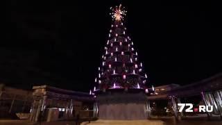 Тюменцев ждет главная елка