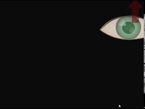 7 Упражнение - Движение глаз по диагонали
