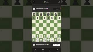 ONLINE CHESS GAME Must Watch UNTIL END Full Enjoy