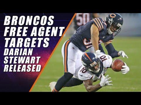 Denver Broncos Free Agency Defensive Targets