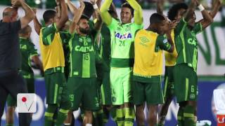 Fans React To Tragic Plane Crash Carrying Brazilian Soccer Team