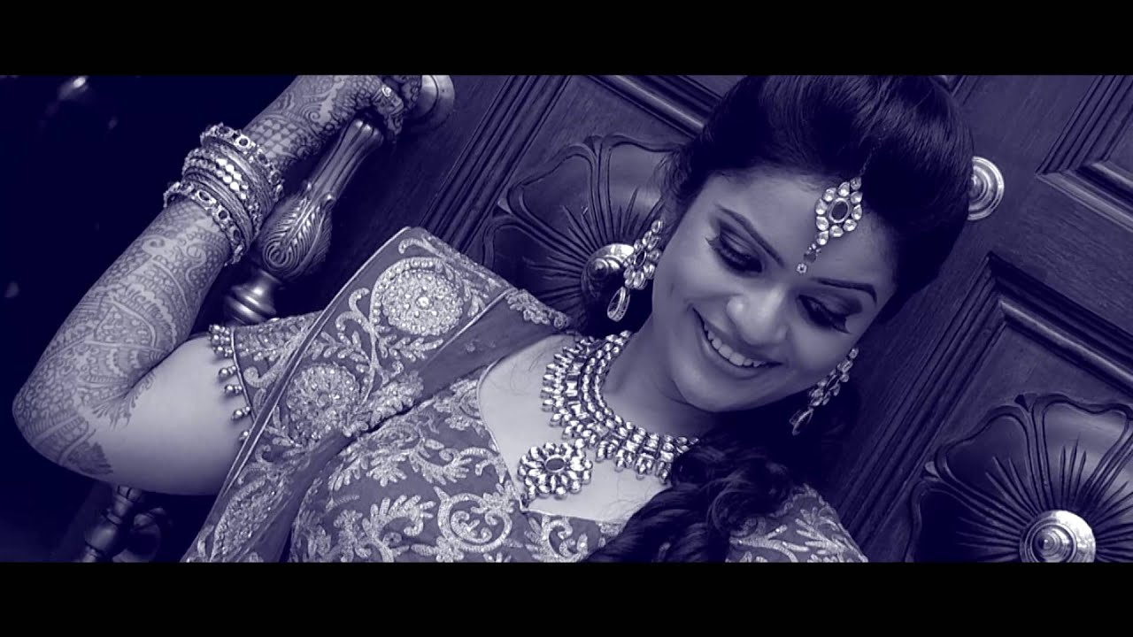 Gayathri - Shiva Reception Highlight Video