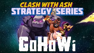 Clash Of Clans | TH8 GoHoWi 3 Star Attack Strategy