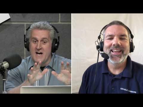 ☘️ Tim Staples & Jim Blackburn ☘️ Open Forum - Catholic Answers Live - 03/17/20