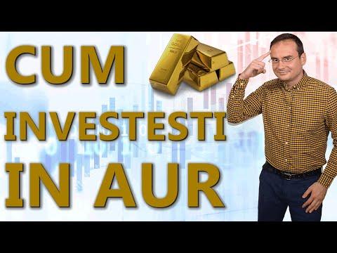 Cum investesti inteligent in aur?