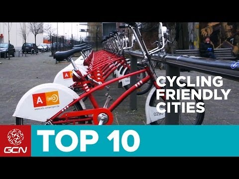 Top 10 Cycling-Friendly Cities