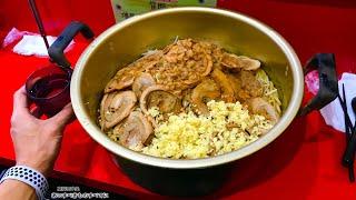 【大食い】二郎系ラーメンの麺増しを頼んだら大きい鍋で出てきた‼️【MAX鈴木】【マックス鈴木】【Max Suzuki】 thumbnail