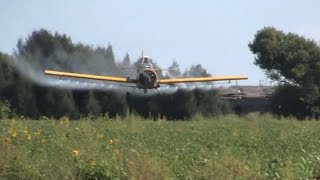 "Demand For Ag Pilots (a.k.a. ""Crop Dusters"") At All-Time High"