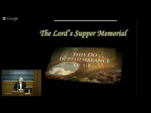 The Lord's Supper is a Memorial