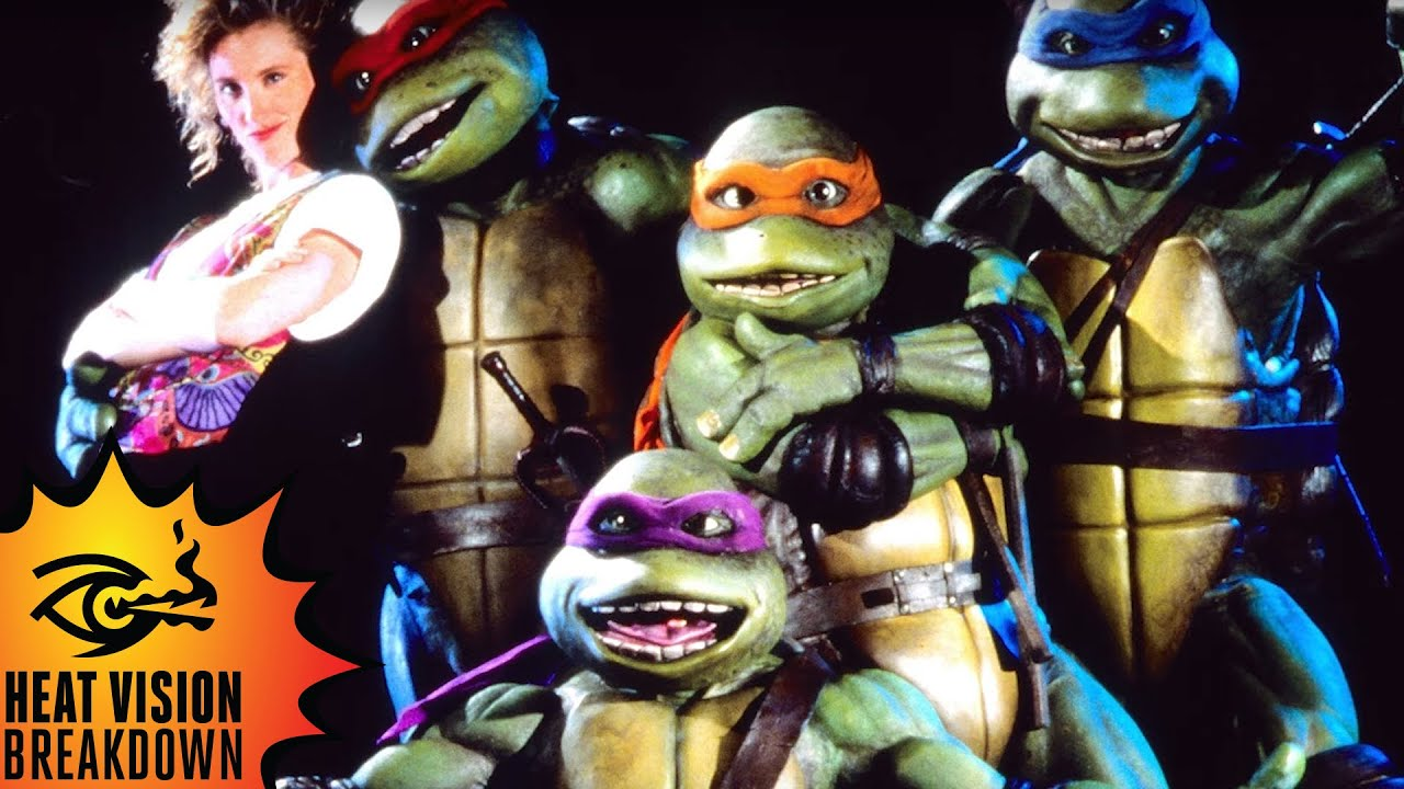 How 'Teenage Mutant Ninja Turtles' Almost Fell Apart | Heat Vision