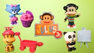 Julius Jr Sheree Ping & Clancy a Toy Unboxing thumbnail