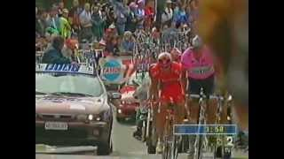 Giro d'Italia 1998 - Passo Sella