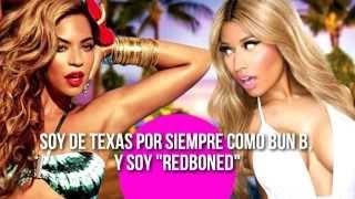 Beyonce ft. Nicki Minaj - FLAWLESS (REMIX) (Subtitulado/Traducido al Español)♥