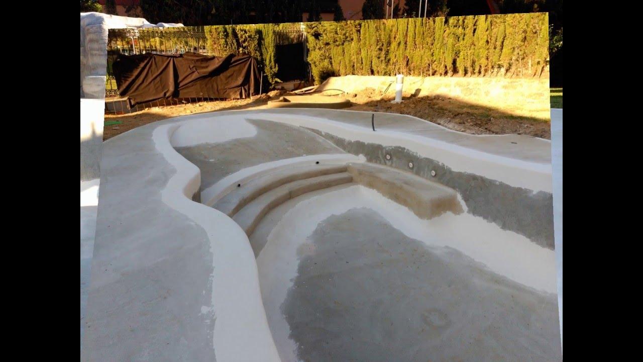Piscina de arena de cuarzo youtube for Piscina de arena construccion