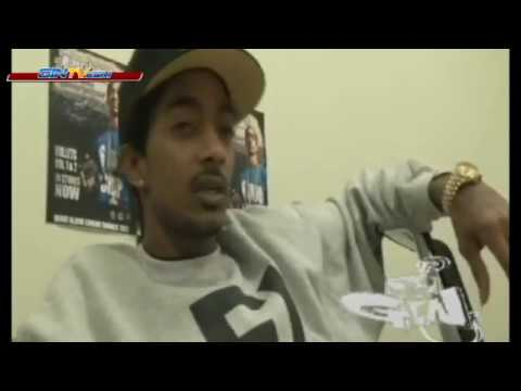 Nipsey Hussle First Ever Interview