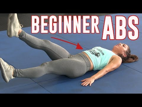 Beginner Ab Workout for Women