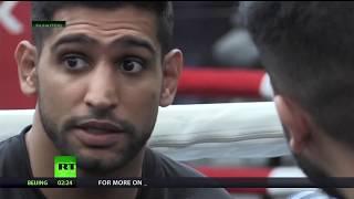 Pacquiao camp denies Amir Khan fight announcement