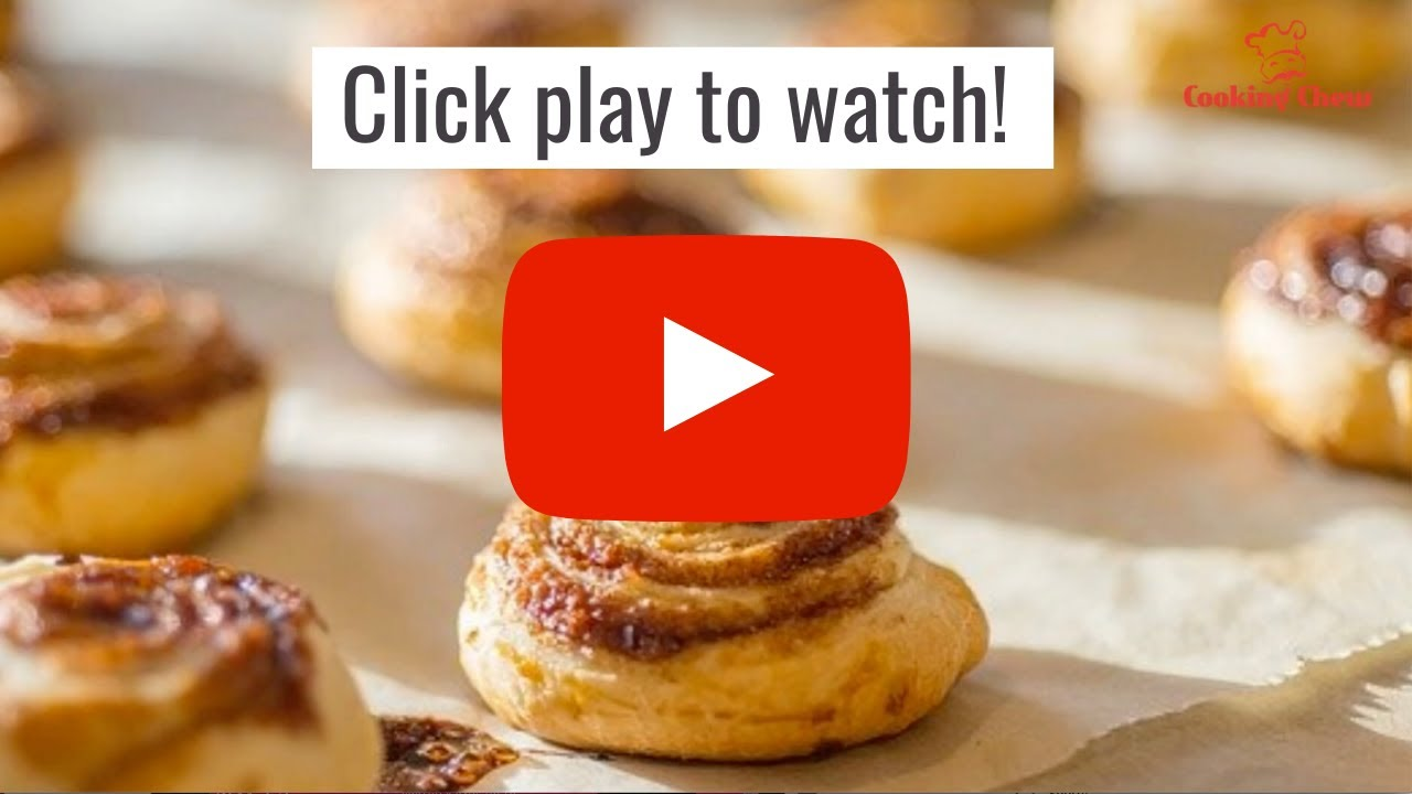 How to Reheat Cinnamon Rolls
