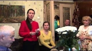 Урок этикета в гостях у Дианы Георгиевны