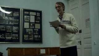 Английский в Киеве: Viktor Fursov (Toastmasters Ukraine): Toastmasters'  Speechers Evaluation(Английский в Киеве: Viktor Fursov (Toastmasters Ukraine): Toastmasters' Speechers Evaluation. LINK = http://youtu.be/ycL9O224Yrg Meeting at EBA ..., 2011-04-09T18:17:21.000Z)