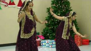 Woodlands Christmas Carol  2011- Group Dance Chandu Thottille