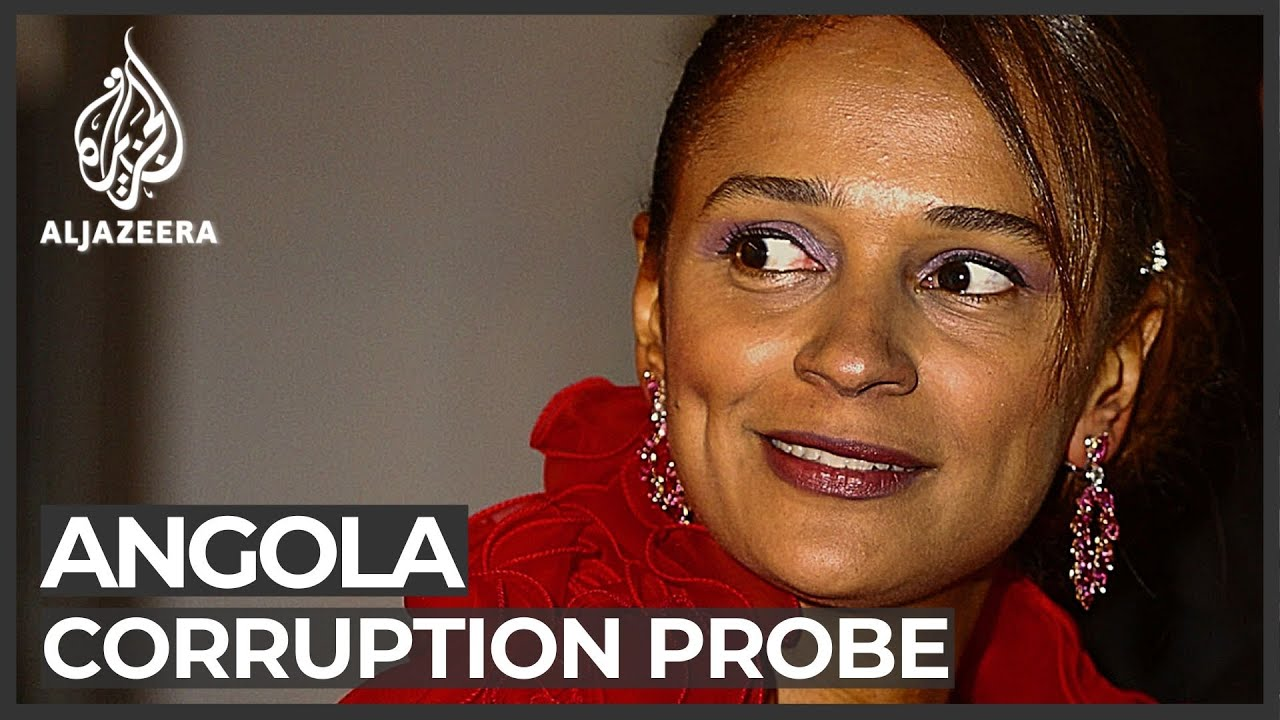 How Angola's Isabel dos Santos stole a fortune: ICIJ documents