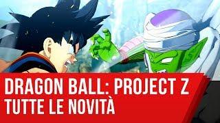 Dragon Ball Project Z: il nuovo Action RPG di DB