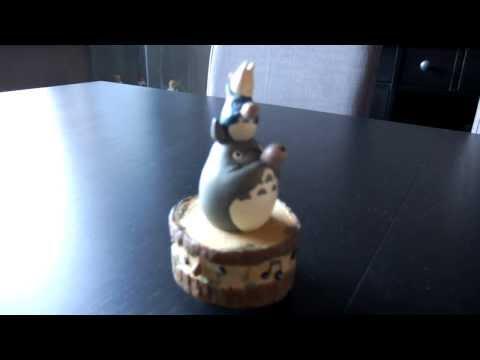 Ghibli my Neighbor Totoro Music Box
