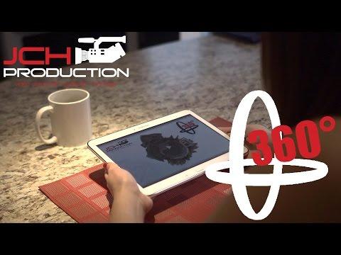 Publicité vidéo 360 degrés - Immobilier