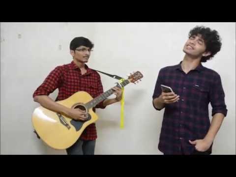 jeena-jeena- -aadat---atif-aslam-acoustic-cover