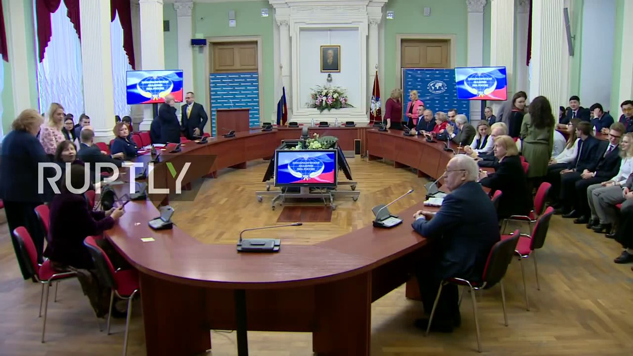 LIVE: Lavrov speaks at Moscow Diplomatic Academy - YouTube