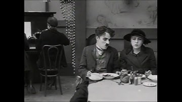 Charlie Chaplin-The Immigrant (1917) HD