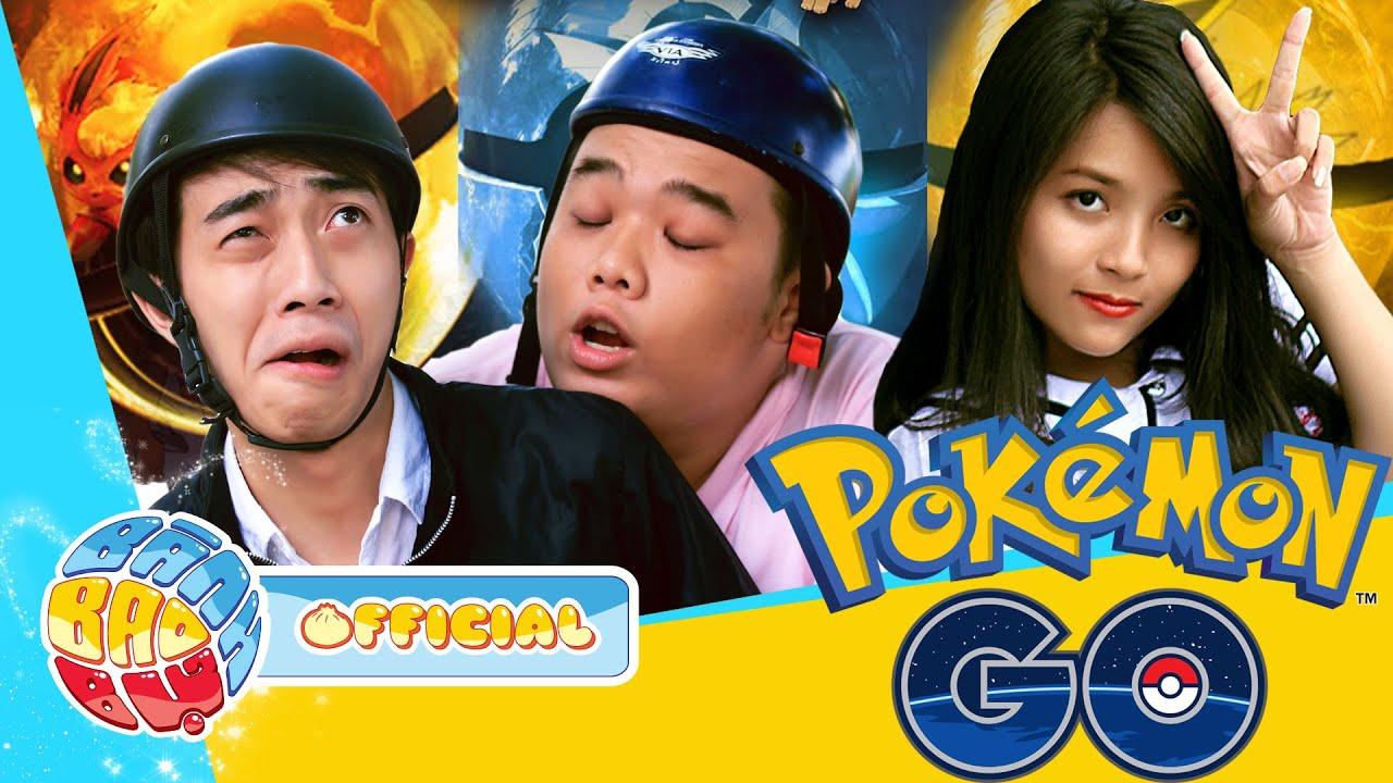 Bánh Bao Bự – Tập 4 –  Pokemon Go and Die