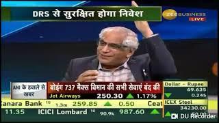 DRS-DD Sharma review on stock 'BEL, Max Fin, Kalyani Steel, Jain Irri, Allcargo & BLS on 12 Mar 19