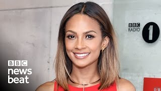 Alesha Dixon: Sex or Chocolate?  |  BBC Newsbeat