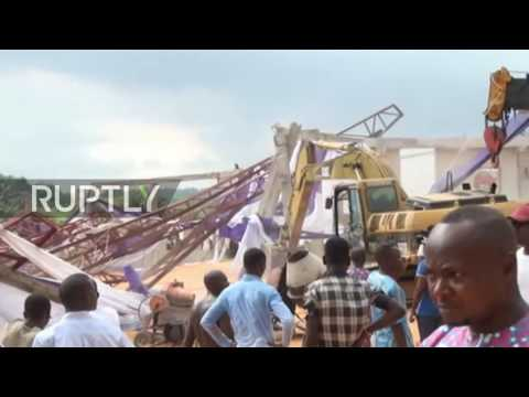 Nigeria: 160 killed as church collapses during mass in southern Akwa Ibom State *GRAPHIC*