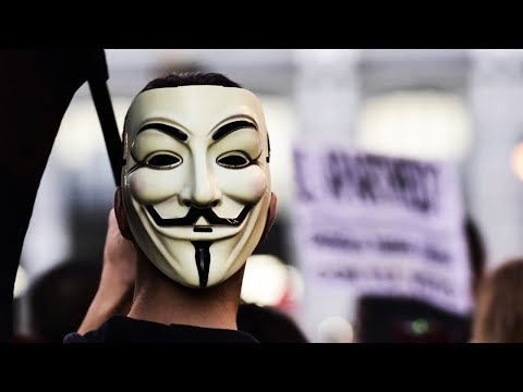 Anonymous - IMPORTANT Message to the Citizens of the World 2017