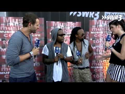 Interview Madcon
